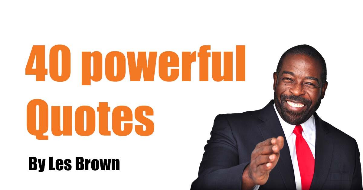 les-brown-quotes