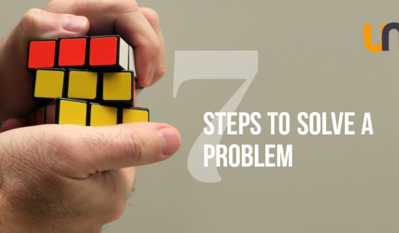 how to solve problem