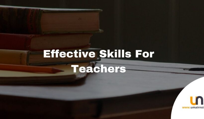 effective teaching skills