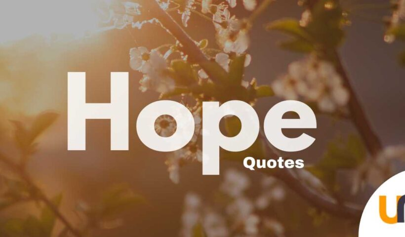life quotes hope quotes