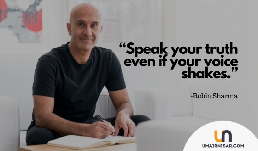 Inspirational Robin Sharma Quotes