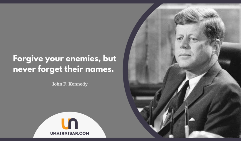 john f kennedy quotes on change