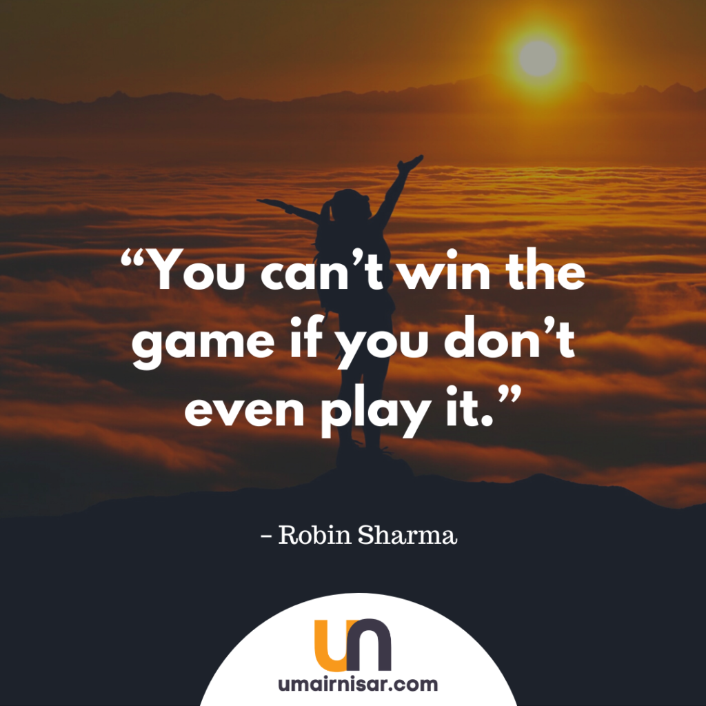 life quotes by robin sharma