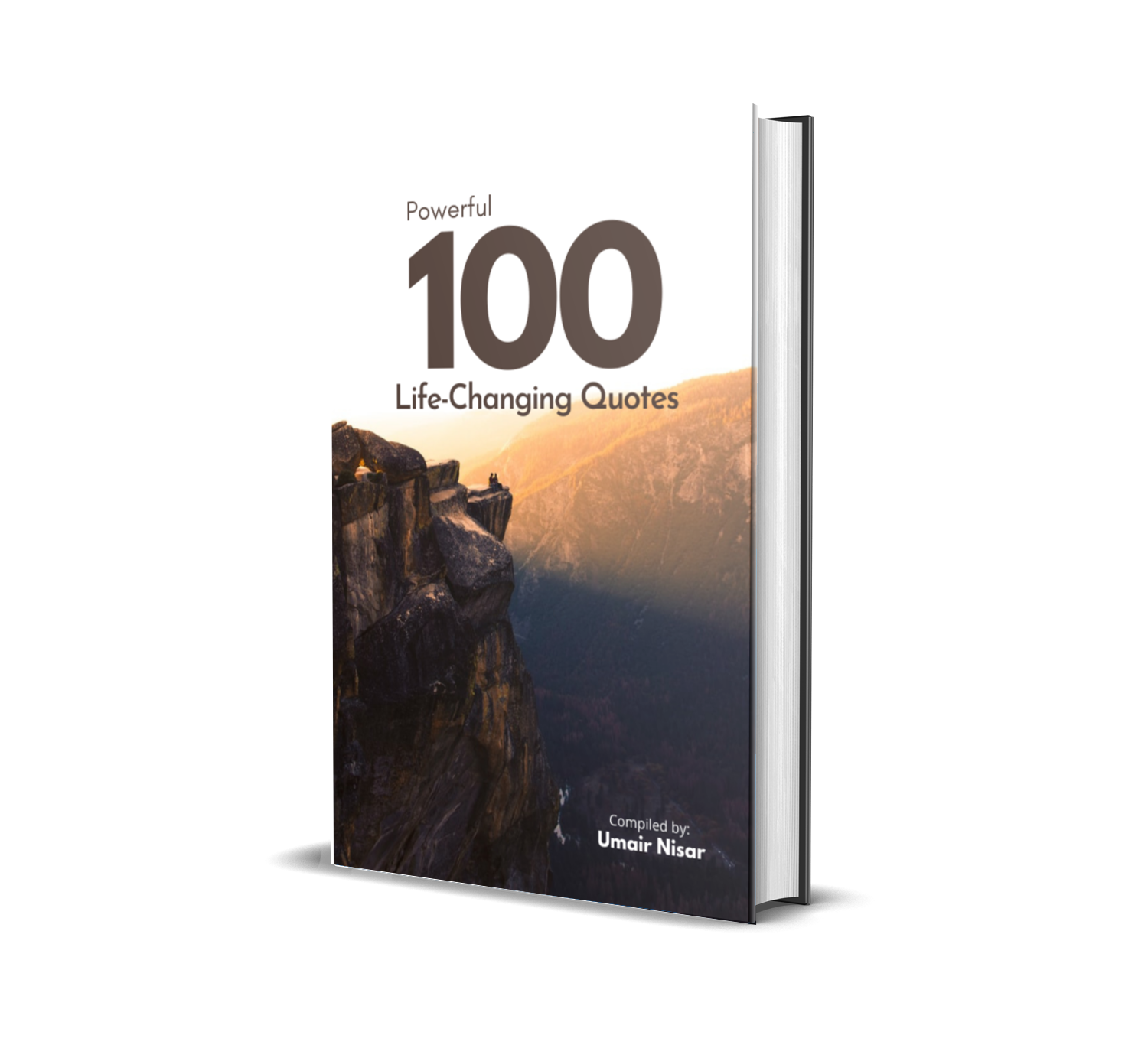 ebook 100 life changing quotes by umair nisar