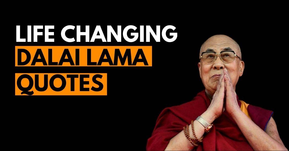 Top Dalai lama Quotes