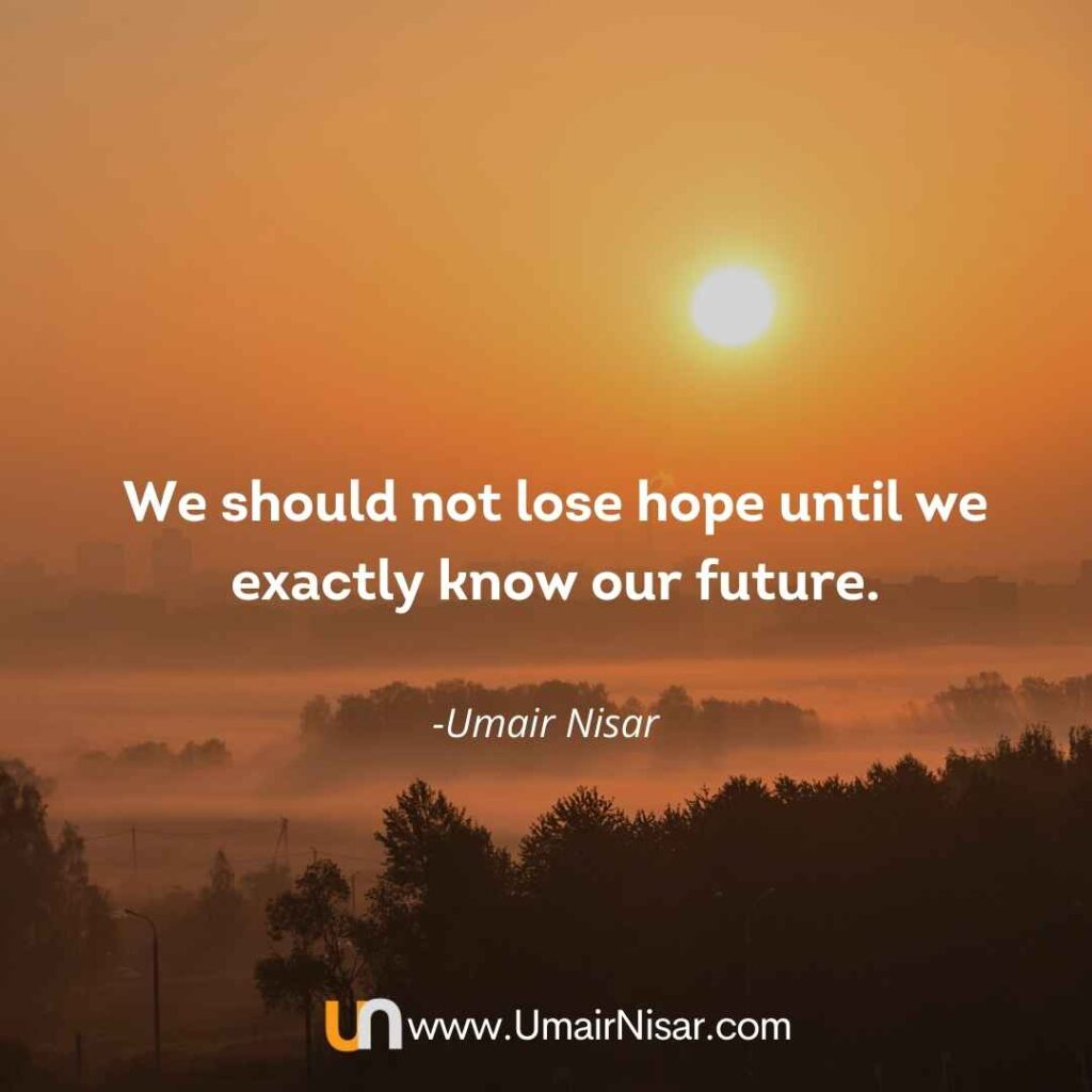quotes by umair nisar