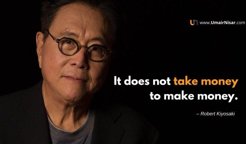 Robert Kiyosaki quotes about business