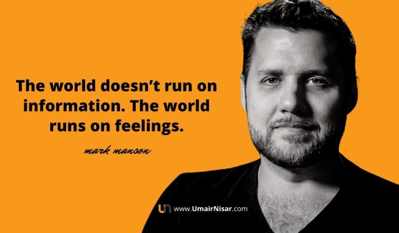 mark manson quotes on love and relationships