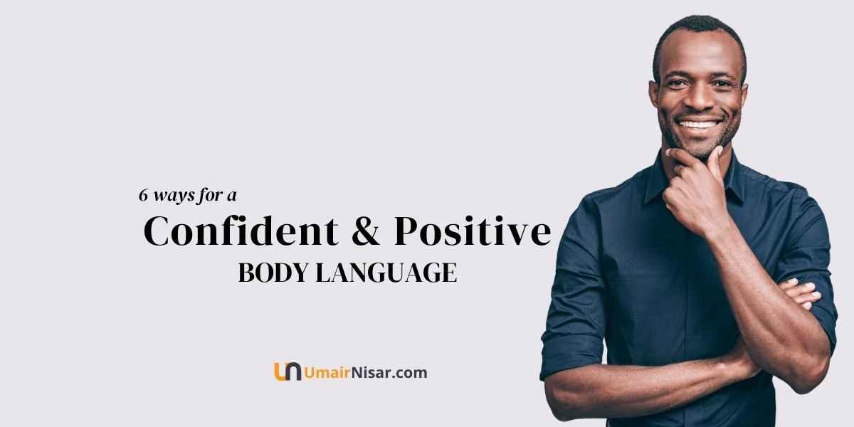 positive body language