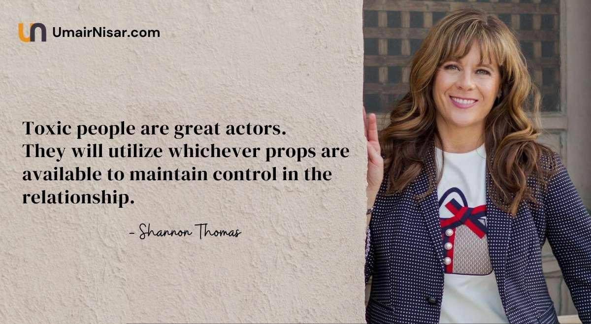 Shannon Thomas quotes