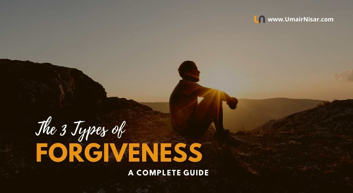 types of forgiveness