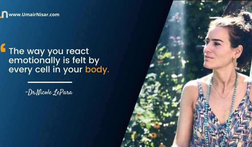 Dr Nicole LePera quotes