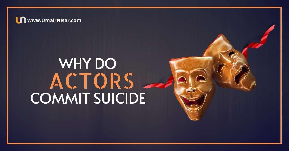 actors commit suicide