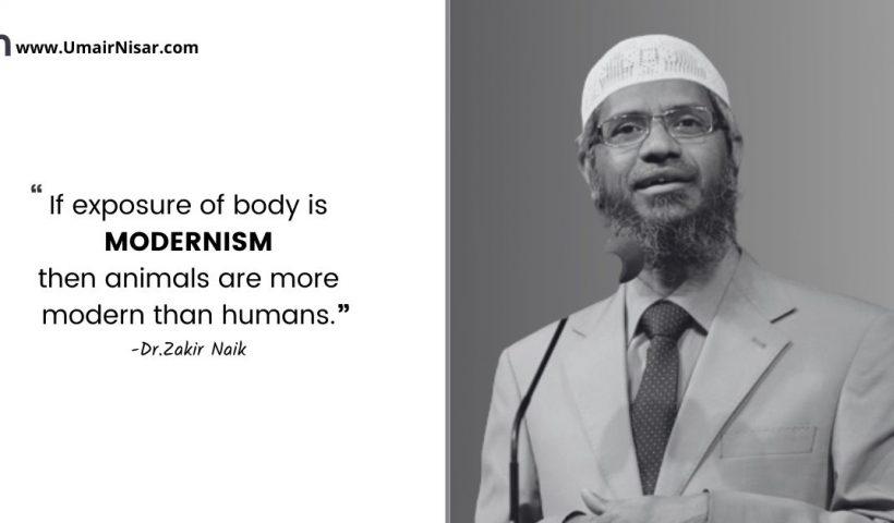Zakir Naik quotes